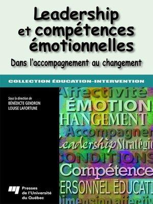 cover image of Leadership et compétences émotionnelles