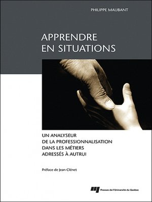 cover image of Apprendre en situations