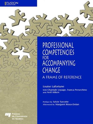 cover image of Professional Competencies for Accompanying Change