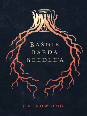 cover image of Baśnie barda Beedle'a
