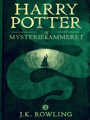cover image of Harry Potter og Mysteriekammeret