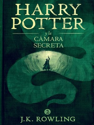 cover image of Harry Potter y la cámara secreta