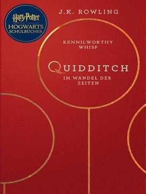 cover image of Quidditch im Wandel der Zeiten