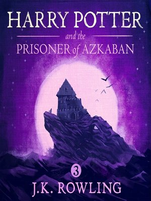 cover image of Harry Potter and the Prisoner of Azkaban