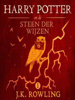 cover image of Harry Potter en de Steen der Wijzen