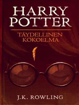 cover image of Harry Potter: täydellinen kokoelma