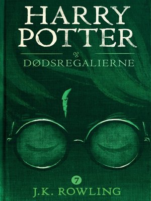 cover image of Harry Potter og Dødsregalierne