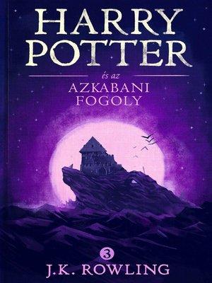 cover image of Harry Potter és az azkabani fogoly
