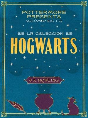 cover image of La colección de Hogwarts
