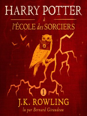 cover image of Harry Potter à L'école des Sorciers