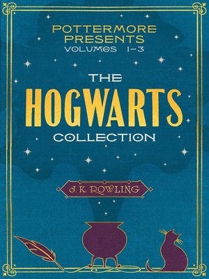 cover image of The Hogwarts Collection