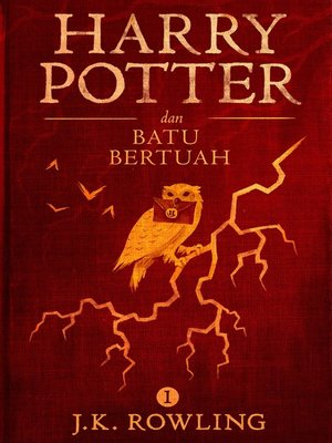 cover image of Harry Potter dan Batu Bertuah