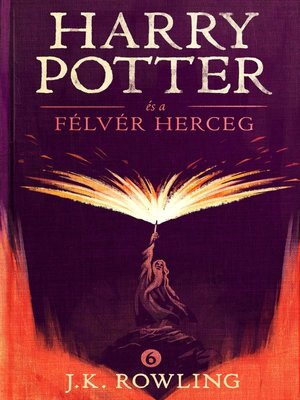 cover image of Harry Potter és a Félvér Herceg