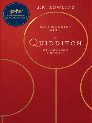 cover image of Il Quidditch Attraverso I Secoli