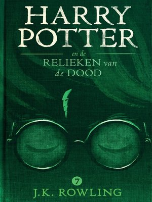 cover image of Harry Potter en de Relieken van de Dood
