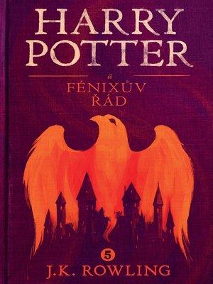 cover image of Harry Potter a Fénixův řád