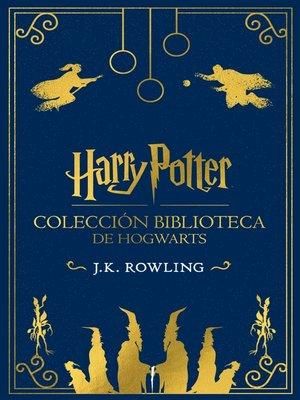 cover image of Colección Biblioteca de Hogwarts
