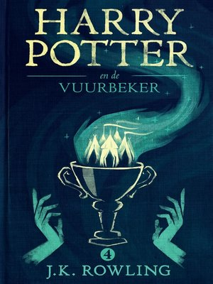 cover image of Harry Potter en de Vuurbeker