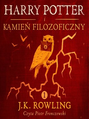 cover image of Harry Potter i Kamien Filozoficzny