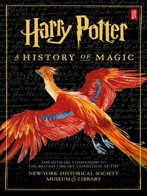 cover image of Harry Potter: A History of Magic