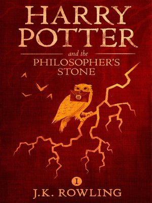 cover image of Harry Potter and the Philosopher's Stone