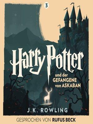 cover image of Harry Potter und der Gefangene von Askaban