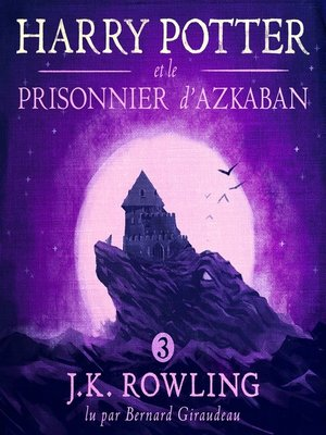cover image of Harry Potter et le Prisonnier d'Azkaban