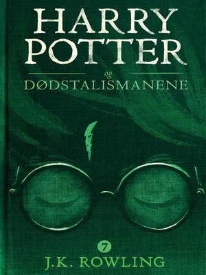 cover image of Harry Potter og Dødstalismanene
