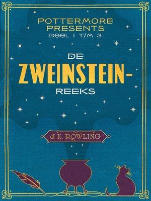 cover image of Deel 1 t/m 3 De Zweinsteinreeks