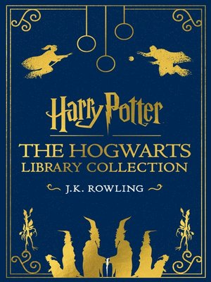 cover image of The Hogwarts Library Collection