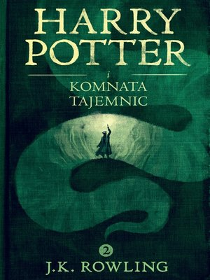cover image of Harry Potter i Komnata Tajemnic