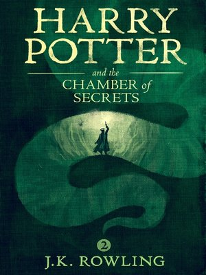 cover image of Harry Potter and the Chamber of Secrets