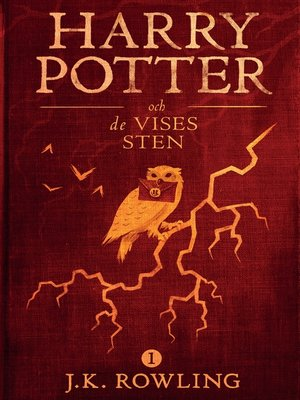 cover image of Harry Potter och De Vises Sten