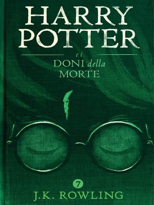 cover image of Harry Potter e i Doni della Morte
