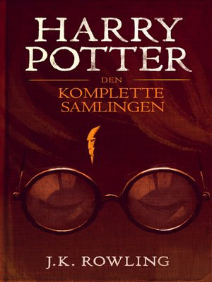 cover image of Harry Potter, den komplette samlingen
