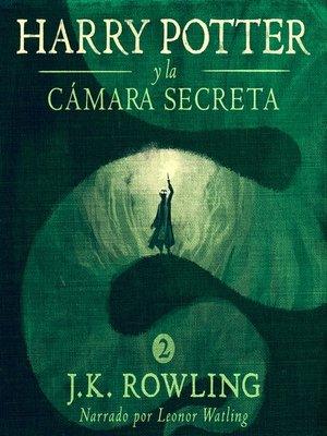 cover image of Harry Potter y la cámara secreta