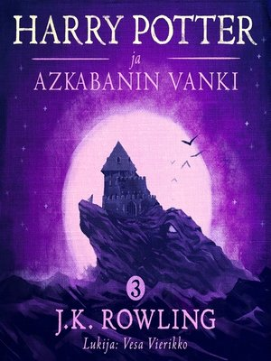cover image of Harry Potter ja Azkabanin vanki