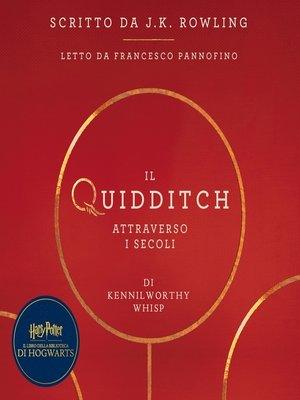 Il Quidditch Attraverso I Secoli Pdf
