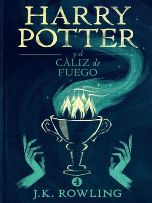 cover image of Harry Potter y el cáliz de fuego