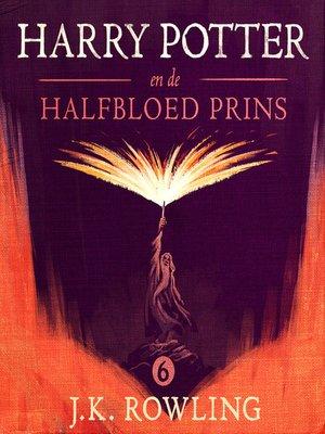 cover image of Harry Potter en de Halfbloed Prins
