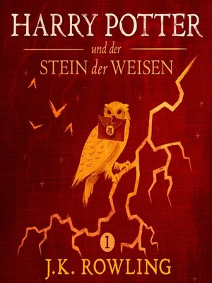 cover image of Harry Potter und der Stein der Weisen