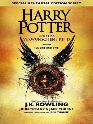 cover image of Harry Potter und das verwunschene Kind - Teil eins und zwei