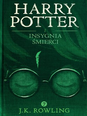 cover image of Harry Potter i Insygnia Śmierci