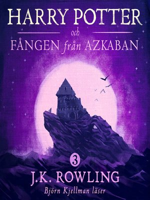 cover image of Harry Potter och Fa°ngen fra°n Azkaban