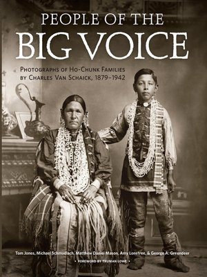 cover image of People of the Big Voice