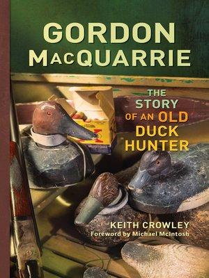 cover image of Gordon MacQuarrie