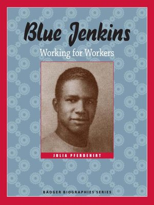 cover image of Blue Jenkins