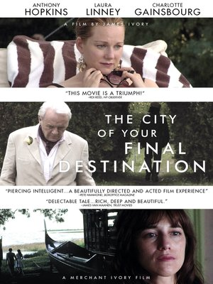 cover image of City of Your Final Destination