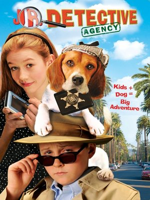 cover image of Jr. Detective Agency