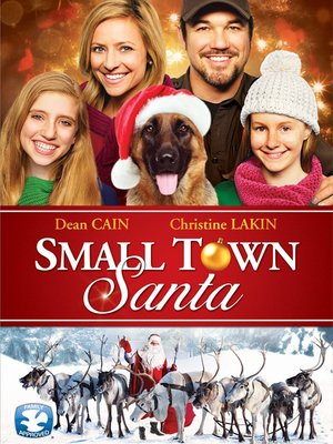 cover image of Small Town Santa